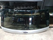 FORD TERRITORY SZ 2012 MDL TAILGATE GLASS WITH MOULDING PAINT CODE : O9  SILVER