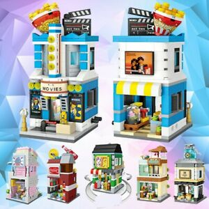 Xmas Gift Mini Collection Diamond Blocks iBLOCK Fun Mini Nano Toys Block UK14+
