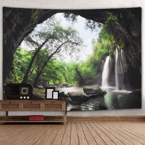 Large Wall Hanging Dream Forest Series Tapestry Painting Wall Hanging Decora