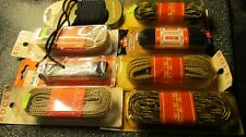 "Kiwi, Rocky, SofSole Outdoor Lot of 45"" 60"", and 72""  Boot Laces"
