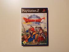 Dragon Quest 8: Die Reise des verwunschenen Königs ► PS2 Spiel ► PAL ► OVP