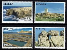 Malta 2009 Scenery Complete Set SG1631 - 1634 Unmounted Mint