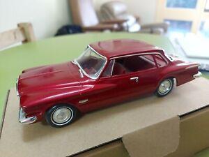 1962 2 Door Plymouth 1/25 Screwbottom AMT? 018