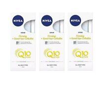 3 x Nivea Good-bye Cellulite 10 Day Serum Best Skin Firming Toning 3 x 75ml