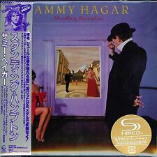 SAMMY HAGAR - Standing Hampton - Japan Mini LP SHM - CD