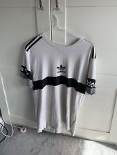 Men's adidas Colourblock Pattern Basic T Shirt Size M