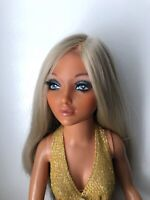 VTG Tiffany Taylor Doll Teenage Cover Girl Original Box Outfit - Hair Changes