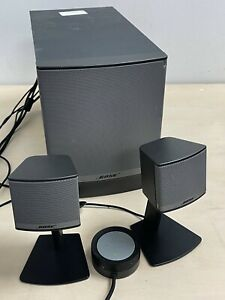 Bose Companion 2 series 3 speaker system (Tested Working)