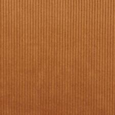 Washed Corduroy 4.5 Wale - Jumbo Cord - Rust / Cognac - Cotton Fabric Dressmakin