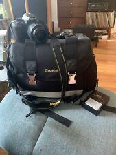Nikon D3400 24.2mp with 18-55mm VR Lens Kit DSLR Camera - Black 4546 shutter ct.