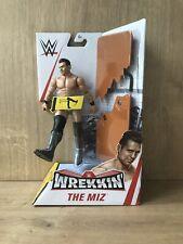 WWE The Miz Wrekkin' Figure With Table FREE UK P&P