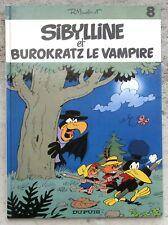 Sibylline et Burokratz le Vampire EO 1982 flambant neuf Macherot