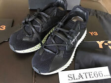 Adidas Y-3 Runner 4D Core Negro UK 5 nos 5.5 EF2620