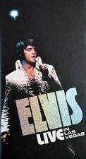CD ELVIS Live in Las Vegas - 4 CD´s RARITÄT