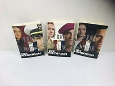 DEE HENDERSON Uncommon Heroes Lot/Set of 3 / 1 2 3 PB True Devotion Honor Valor