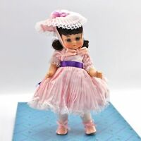 Vintage Madame Alexander LITTLE MISS Doll & Box #489