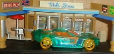 HOT WHEELS Loose Bullet Proof (Clear Green Version)