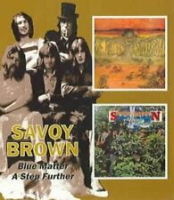 Savoy Brown Blue Matter / a Step Further 2cd BGO Issue 2005