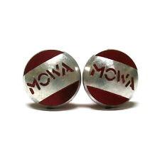 MOWA Pivot Bolts, 10mm for Rear Frame Brake Bolt Holes, Red, 954