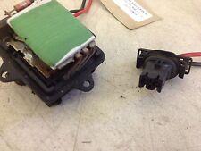 Renault Trafic 2.0 Vivaro Primastar Heater Fan Blower Motor Resistor Regulator 1