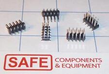 MOLEX Connector 0015912100 Header QTY-5 Male 10-Pin (2x5) Surface Mnt R55-16