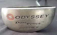 "FREE SHIPPING! Odyssey Dual Force Rossie II 35"" Golf Putter, RH"