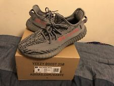 YEEZY BOOST 350 V2 BELUGA 2.0 ADIDAS SIZE 9 New DS 100% AUTHENTIC With recipt