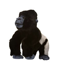 "NEW OFFICIAL DAVID ATTENBOROUGH BBC PLANET EARTH GORILLA 12"" PLUSH SOFT TOY BNWT"