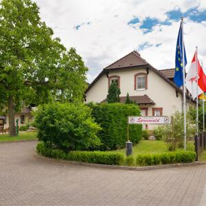 Geschenk Gutschein f. 3 Tage Spreewald Urlaub für 2 inkl. HP Hotel nahe Cottbus