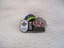 Canada Volleyball Association for Olympic Games Rio 2016 pin