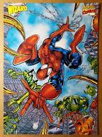 Spider-Man Marvel Comics Poster by Erik Larsen