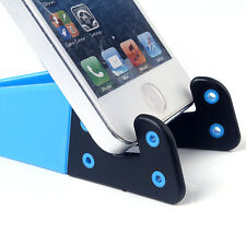 Universal Foldable Mobile Phone Holder Stand for Galaxy Note2 3 HTC iPhone 4 5S