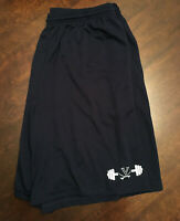 New Virginia UVA Cavaliers Football Team Issued Navy Workout Shorts 4XL