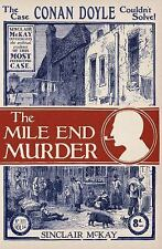 The Mile End Murder: The Case Conan Doyle Couldn't Solve, McKay, Sinclair