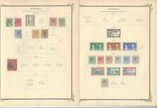 Bahamas Collection 1859 to 1949 on Scott Specialty Pages