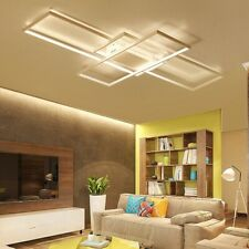 59W LED Design Deckenleuchte Wohnzimmer modern Deckenlampe Dimmbar Deckenlicht
