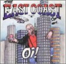 East Coast of Oi! | CD | Wretched Ones, Steel Toe Solution, Cuffs, 239 Scams,...