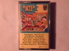 MC Flipper mix cassette k7 BEATLES RARISSIMA COME NUOVA VERY RARE LIKE NEW!!!