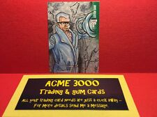 Unstoppable Gerry Anderson Collection JOE90 ATC ADAM CLEVELAND Sketch Card SK1 A