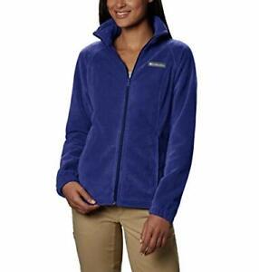 Columbia  Womens Purple Benton Springs Fleec Dynasty Sweatshirt $39.99 TINI {&}