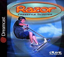 Razor: Freestyle Scooter DC New Sega Dreamcast