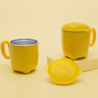 Cute Creative Cartoon Milk Mug Water Glass Mug Cup For Kids DD
