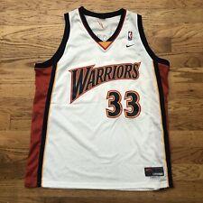 New Nike Golden State Warriors Antawn Jamison Jersey Authentic Swingman XXL