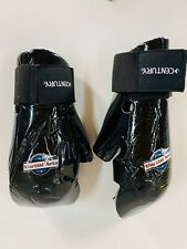 Century Martial Arts Hook Loop Sparring Gloves Size-Adult Small Black-Free Ship