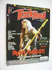 ROCK HARD #9 2010 - IRON MAIDEN - OPETH - ACCEPT - CRADLE OF FILTH - SOULFLY