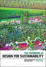 THE HANDBOOK OF DESIGN FOR SUSTAINABILITY - WALKER, STUART (EDT)/ GIARD, JACQUES