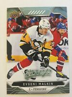 UPPER DECK 2019 - 2020 MVP EVGENI MALKIN # 42 | 1 CARD