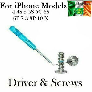 iPhone 6 6s 7 8 Screw Set Screws Pentalobe Screwdriver Opening Tools For Apple