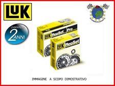 624163200 Kit frizione Luk FORD SIERRA 2 volumi /Coda spiovente Benzina 1987>1