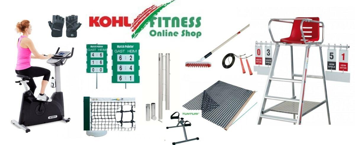 KOHL-FITNESS Online Shop